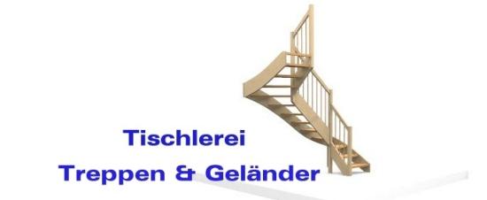 Tischlerei Treppen und Geländer