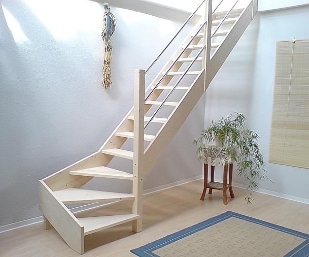 tischlerei treppen und gel nder 1 4 gewendelte nebentreppe wangentreppe 65 cm breit als. Black Bedroom Furniture Sets. Home Design Ideas